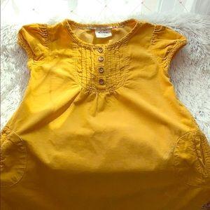 Boho Style cord dress